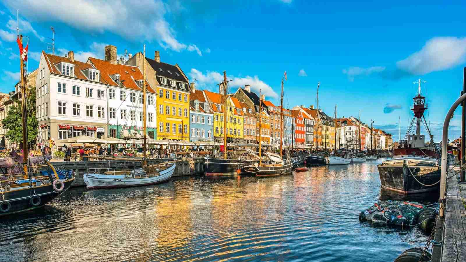 Copenhagen. (Foto de Alongkot Sumritjearapol / Getty Images)