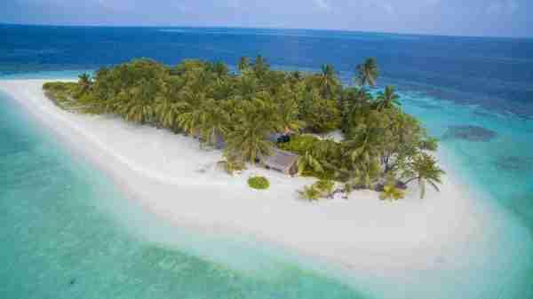 Image courtesy of W Maldives