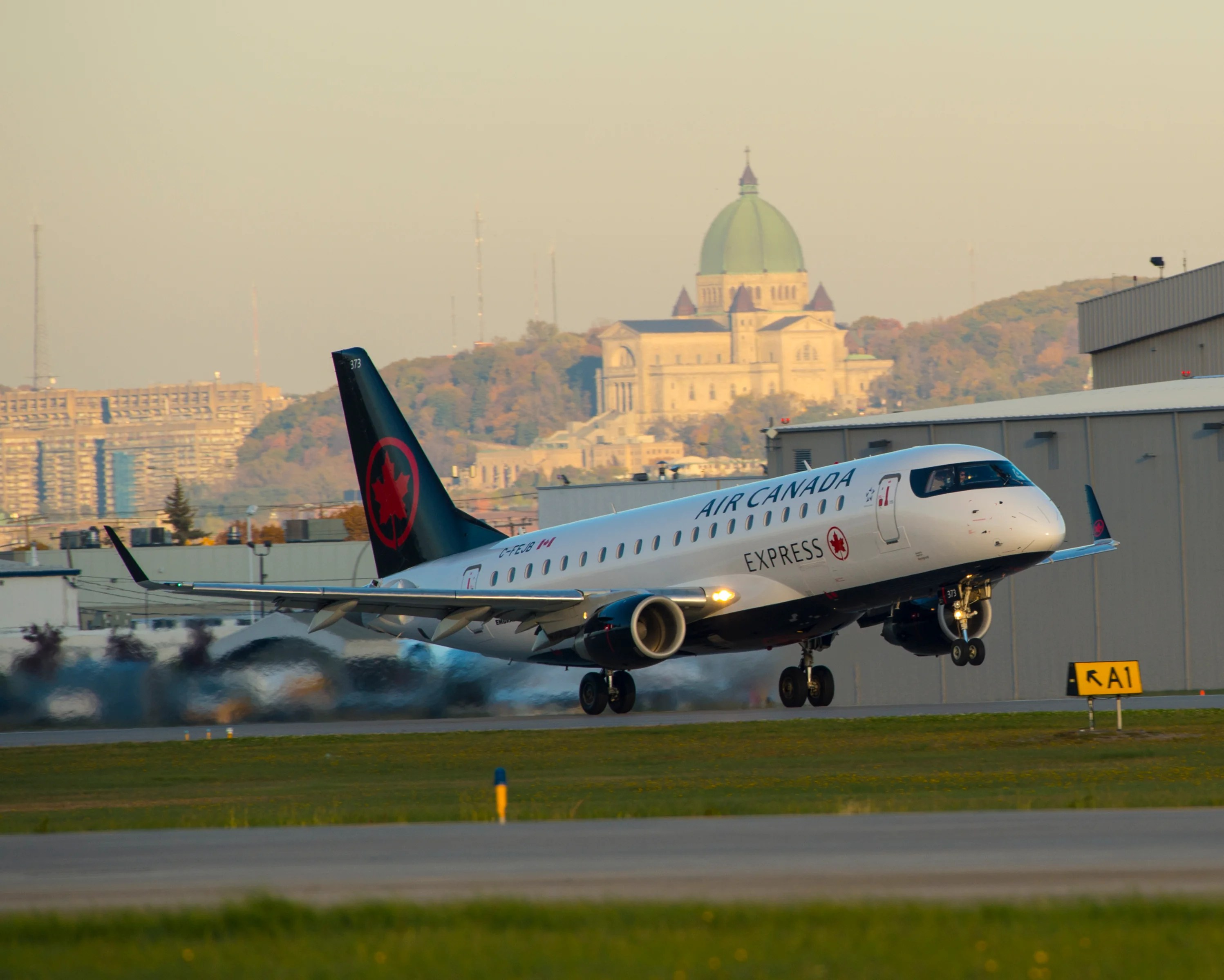 Air Canada adds new Boston, Nashville routes