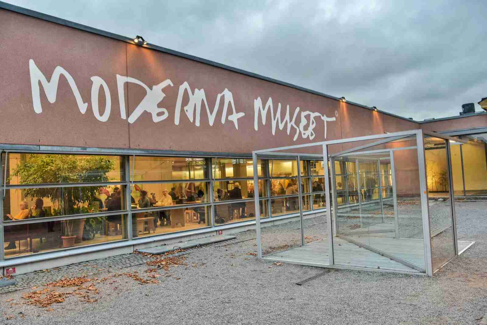 Moderna Museet in Stockholm. (Photo by AlizadaStudios/Getty Images)