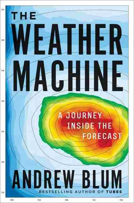 The Weather Machine. Image via publisher.