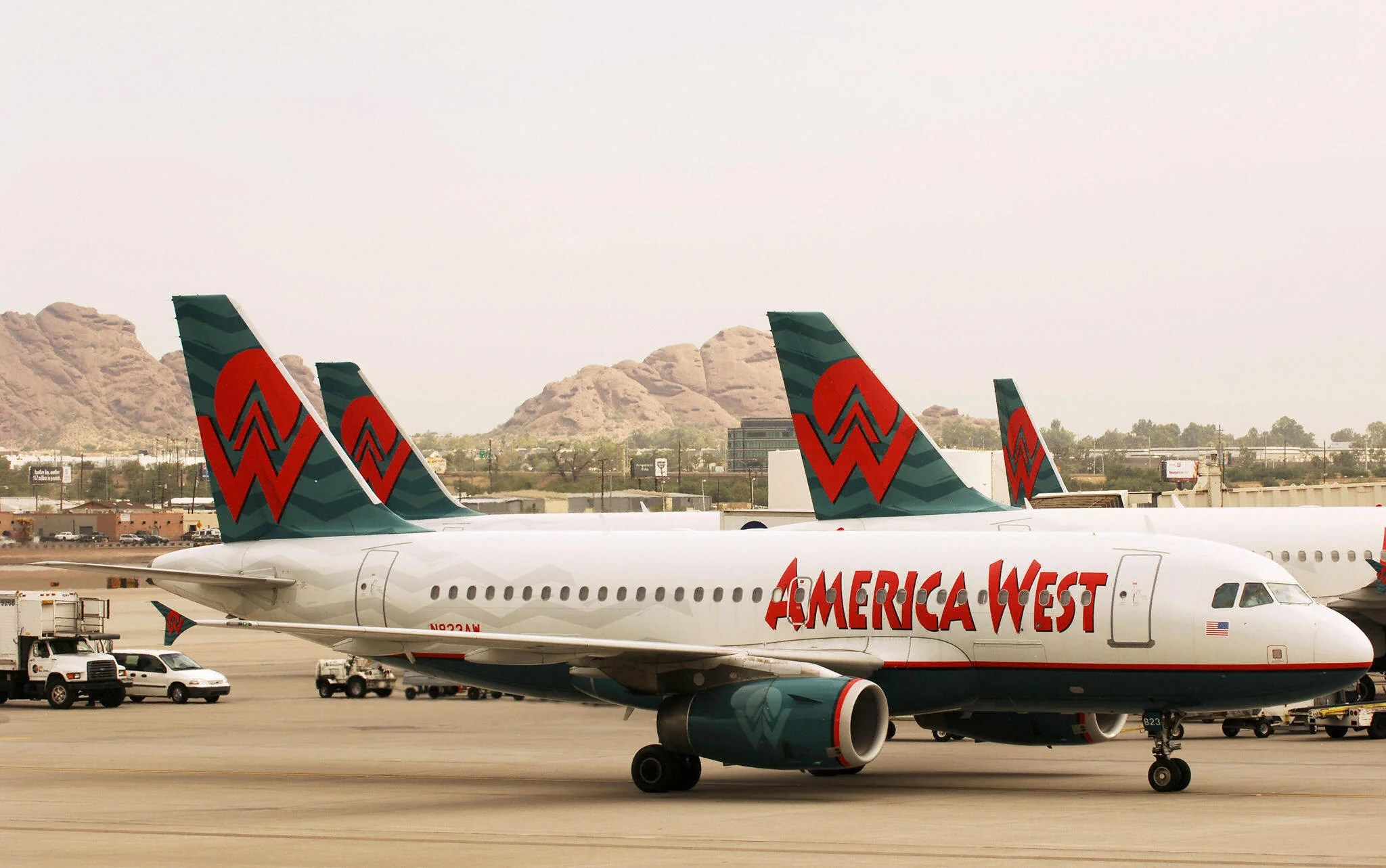 My hotel had the phone number for America West; here's what happened when I called