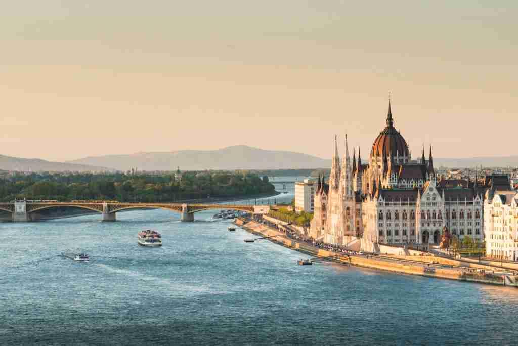 Budapest, Hungary.(Photo by Tanatat pongphibool/Getty Images)