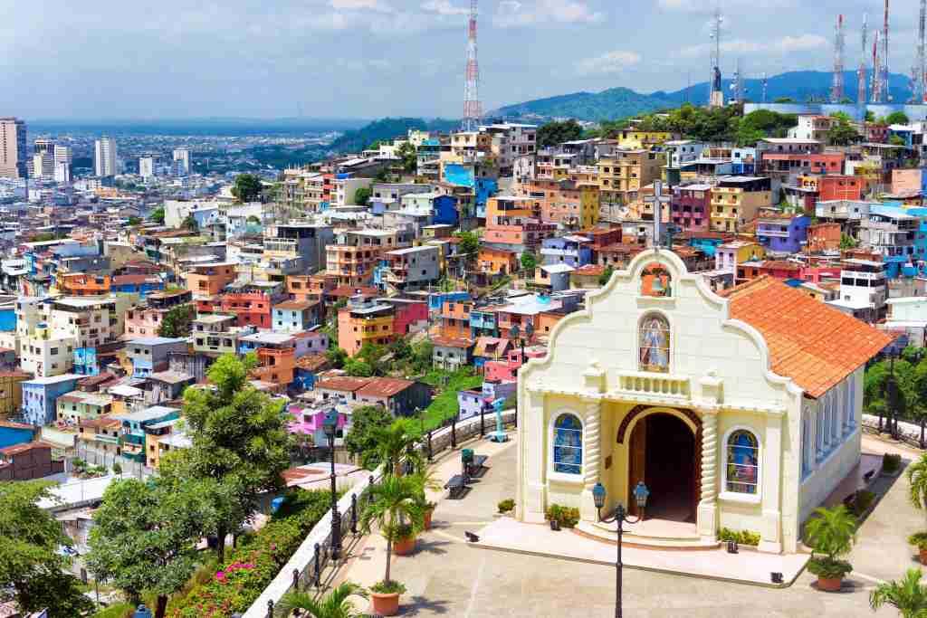 Guayaquil, Ecuador. (Photo by Jesse Kraft / EyeEm / Getty Images)