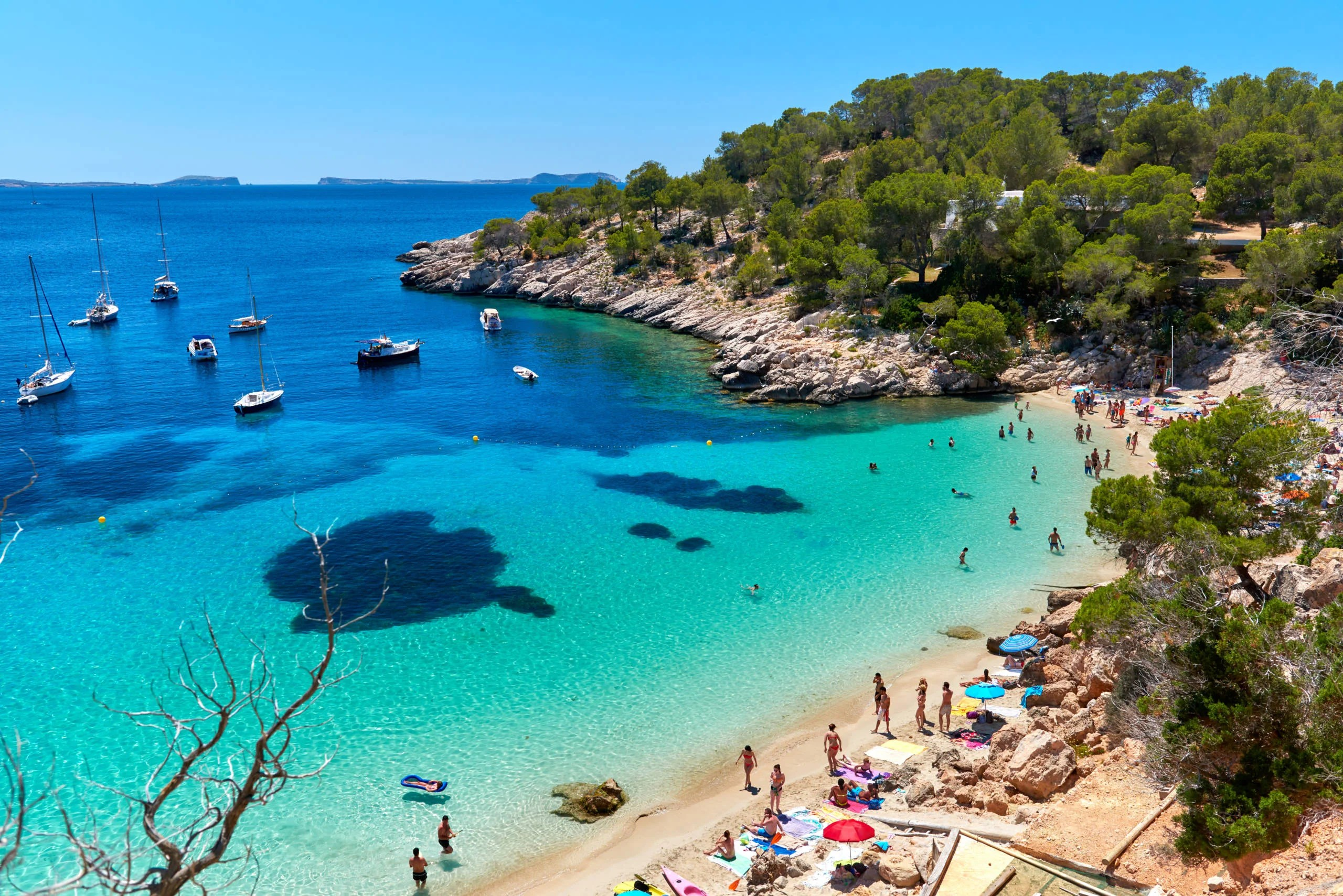 Mallorca and Ibiza are cracking down on pub crawls, happy hour and party boats