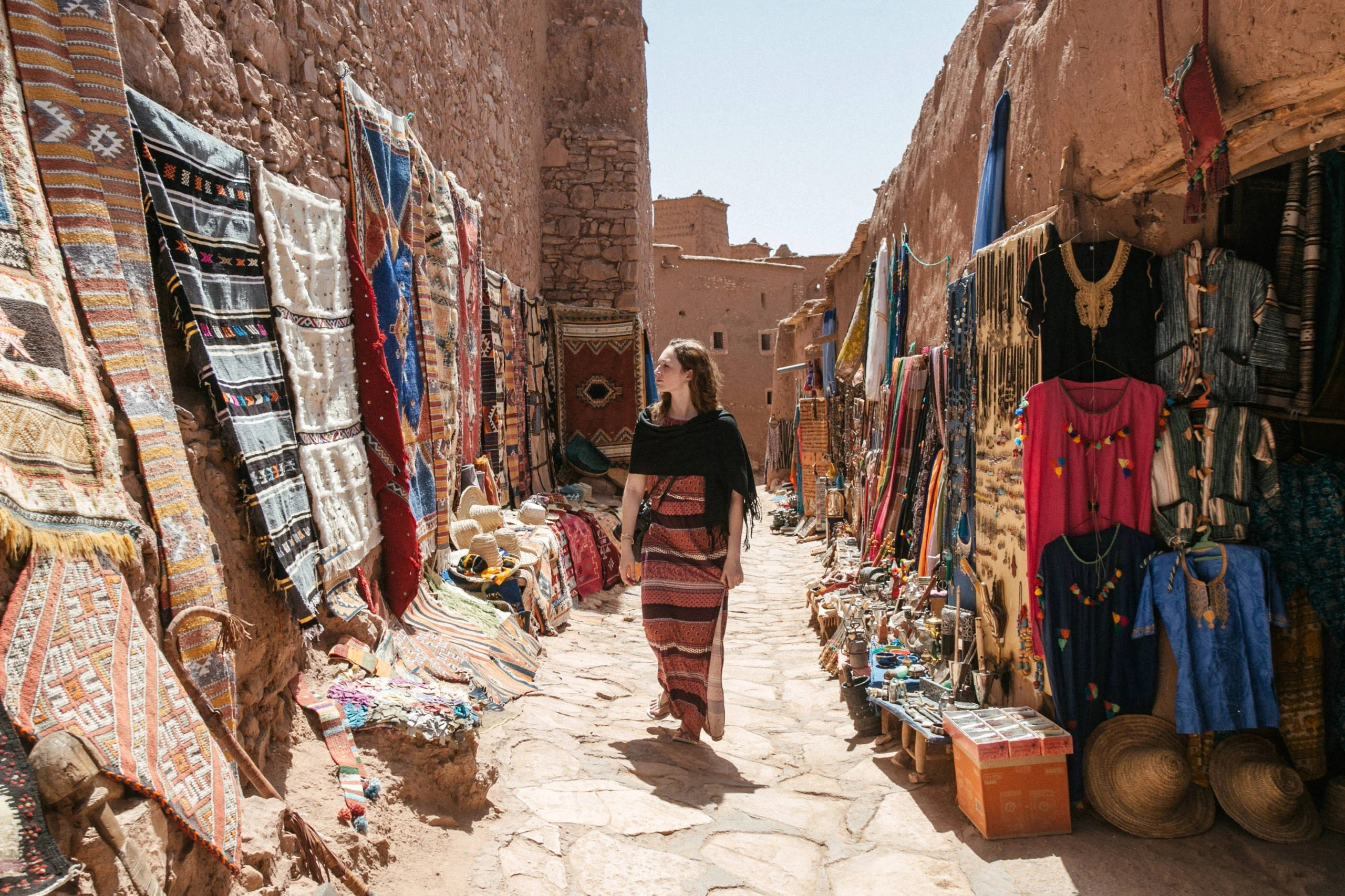 The do's and don'ts of haggling abroad