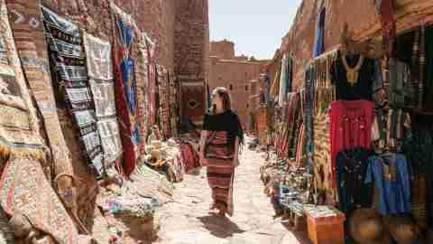 Morocco, Ouarzazat
