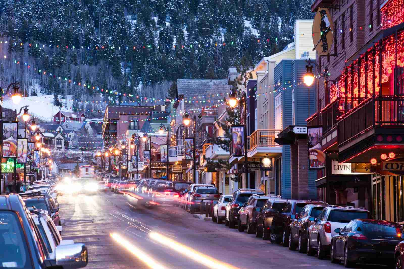Park City, Utah. (Photo by Rob Hammer/Getty Images)