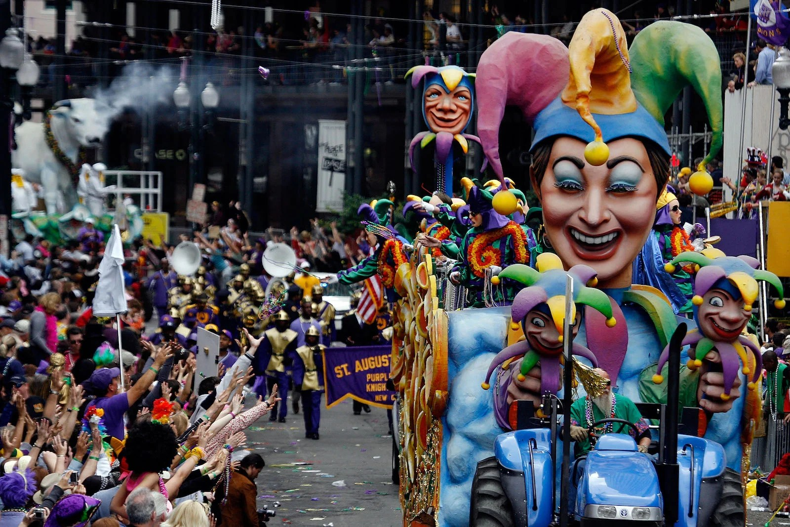 A beginner's guide to celebrating Mardi Gras in New Orleans