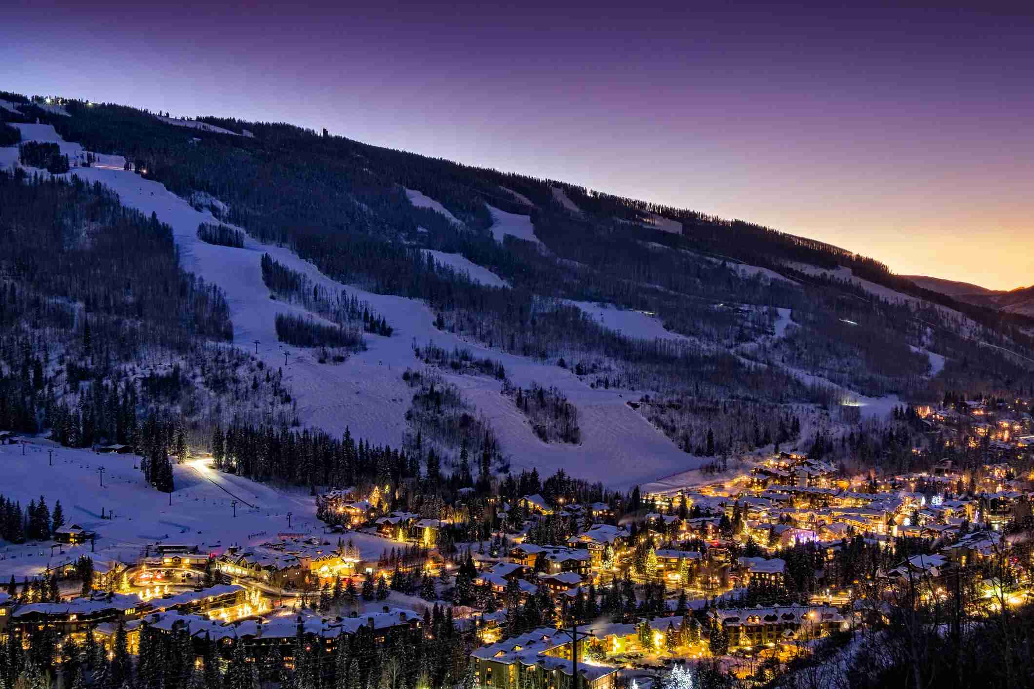 Vail Village (Photo courtesy of Adventure_Photo/Getty Images)