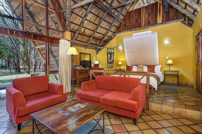 Image courtesy of Protea Hotel Lusaka Safari Lodge.