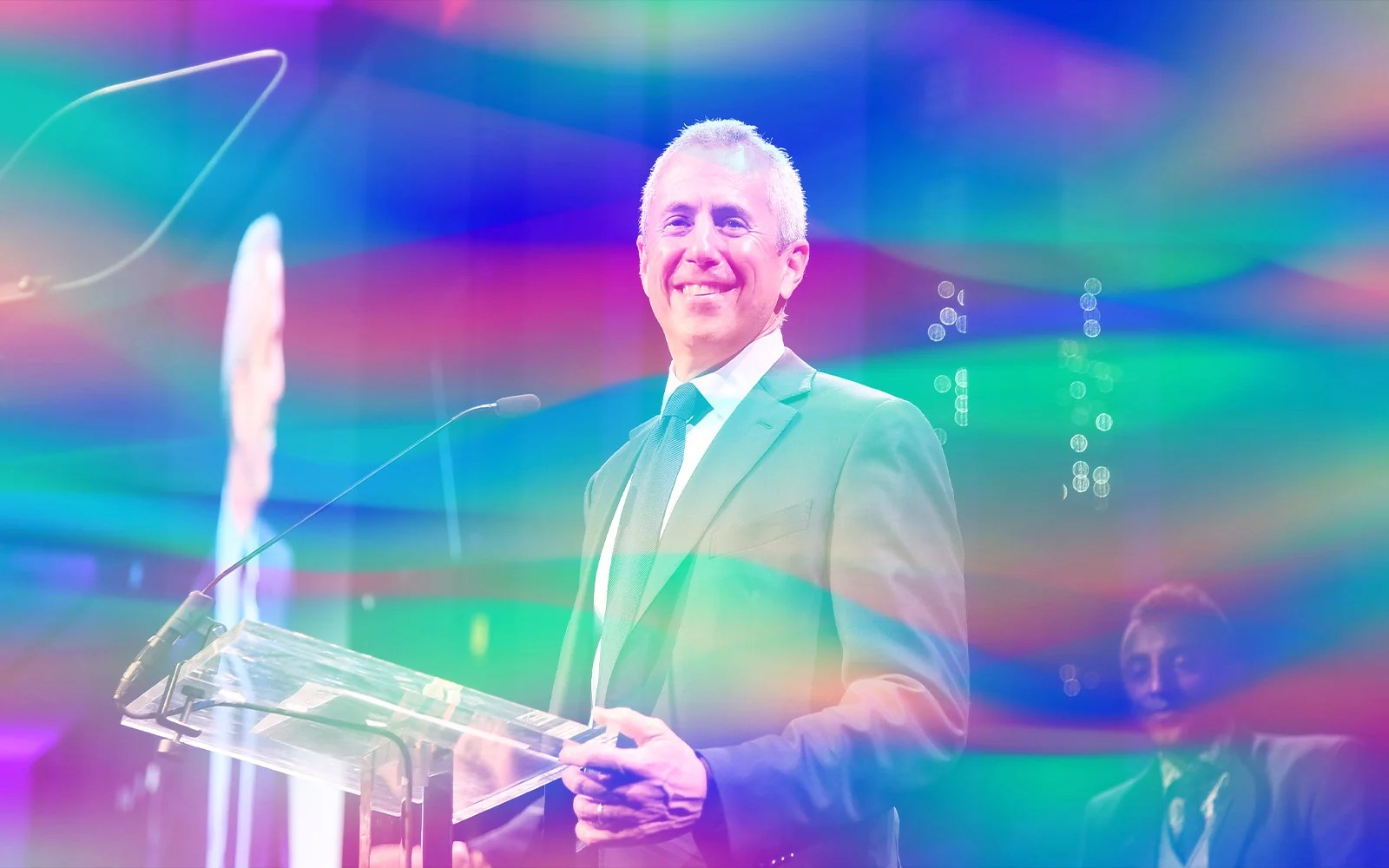 How I Roll: Restaurateur and author Danny Meyer