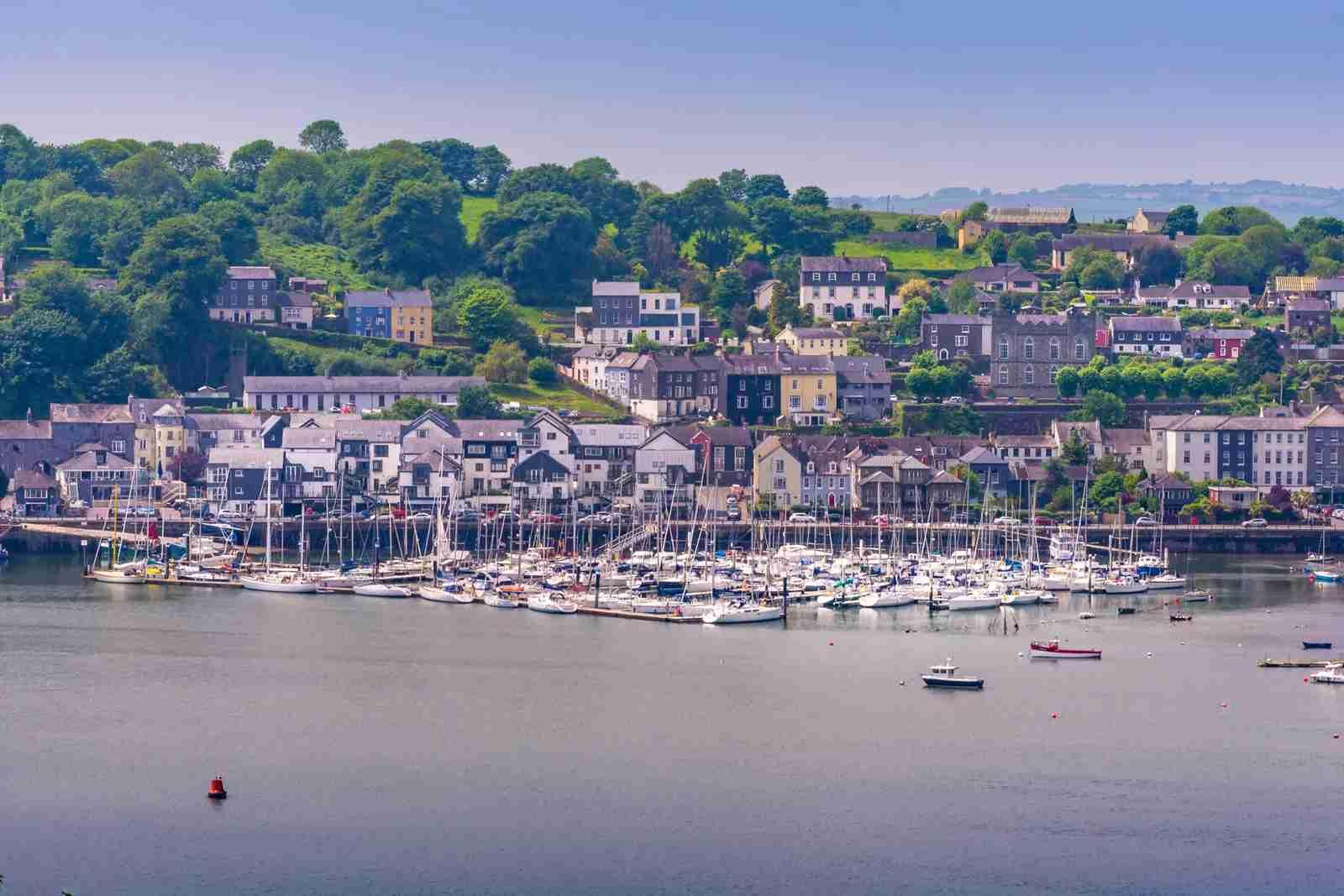 Kinsale Harbour. (Photo by Marius Roman/Getty Images)