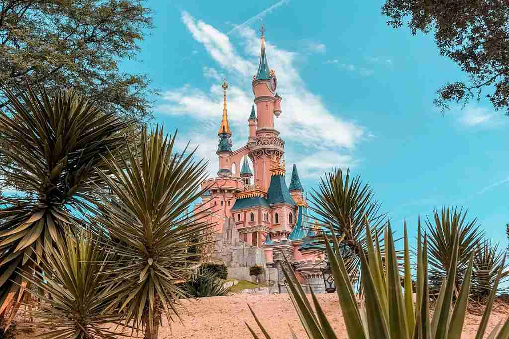 Disneyland Paris (Photo by Nicola Ricca/Unsplash)