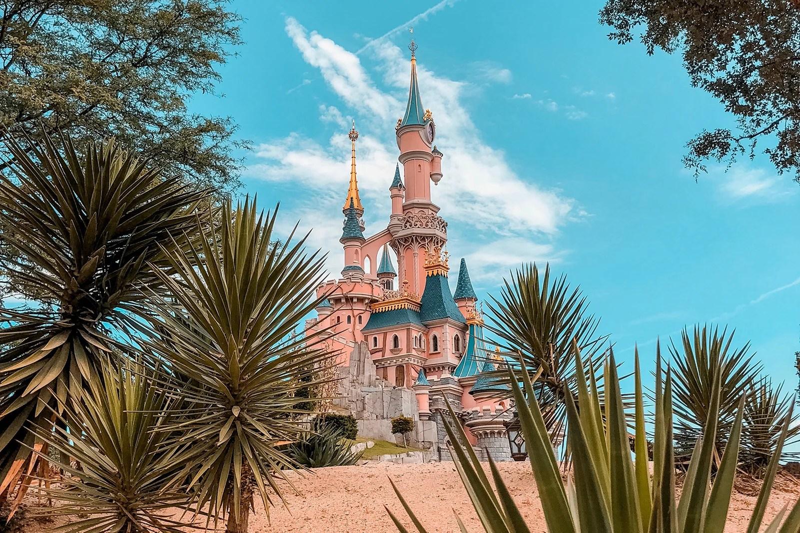 Disneyland Paris to Ban Plastic Straws, Plastic Bags and More