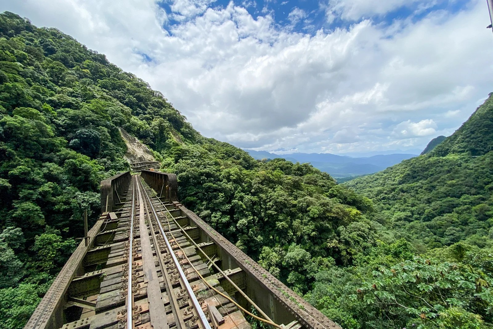 Brazil's Serra Verde Express: One of the world's most beautiful train journeys in the world