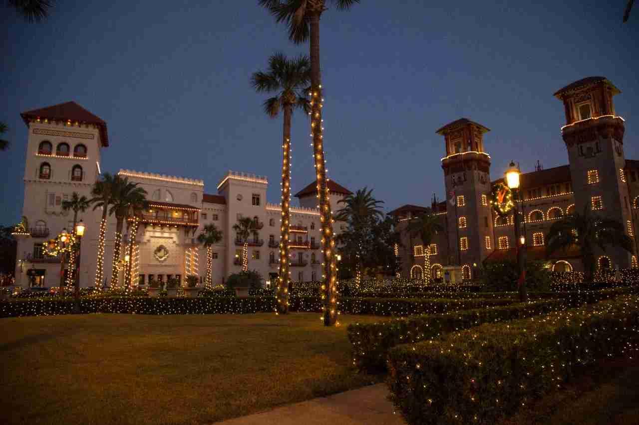 Casa Monica Hotel and the Lightner Museum. (Photo courtesy of Visit Florida)