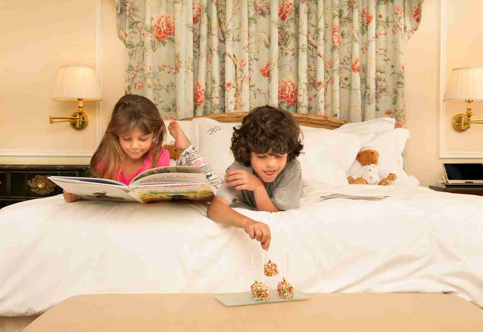 Hotels like the Peninsula Beverly Hills offer specialty childcare services. (Photo courtesy of Peninsula Hotel)