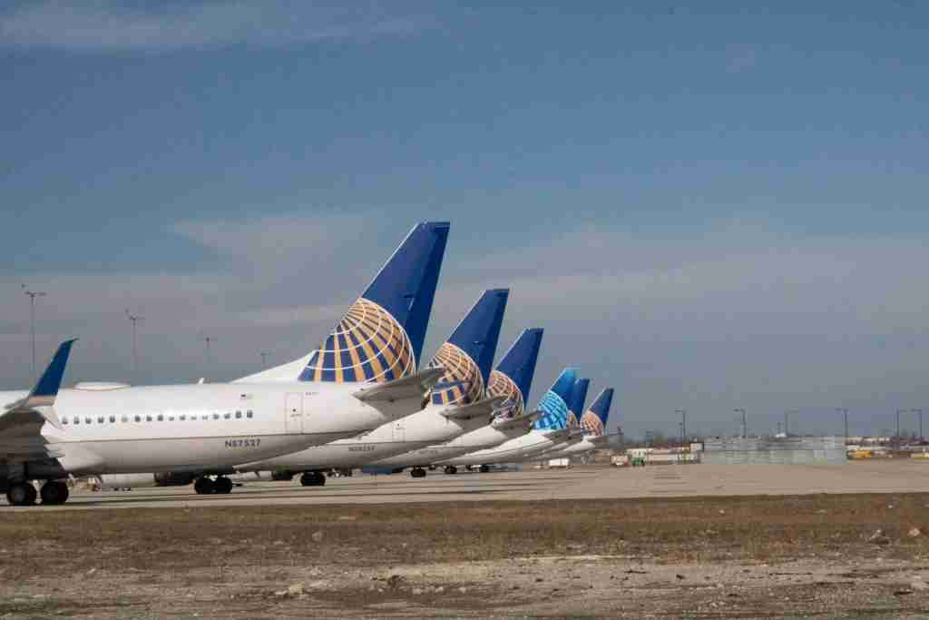 Photo courtesy of United Airlines