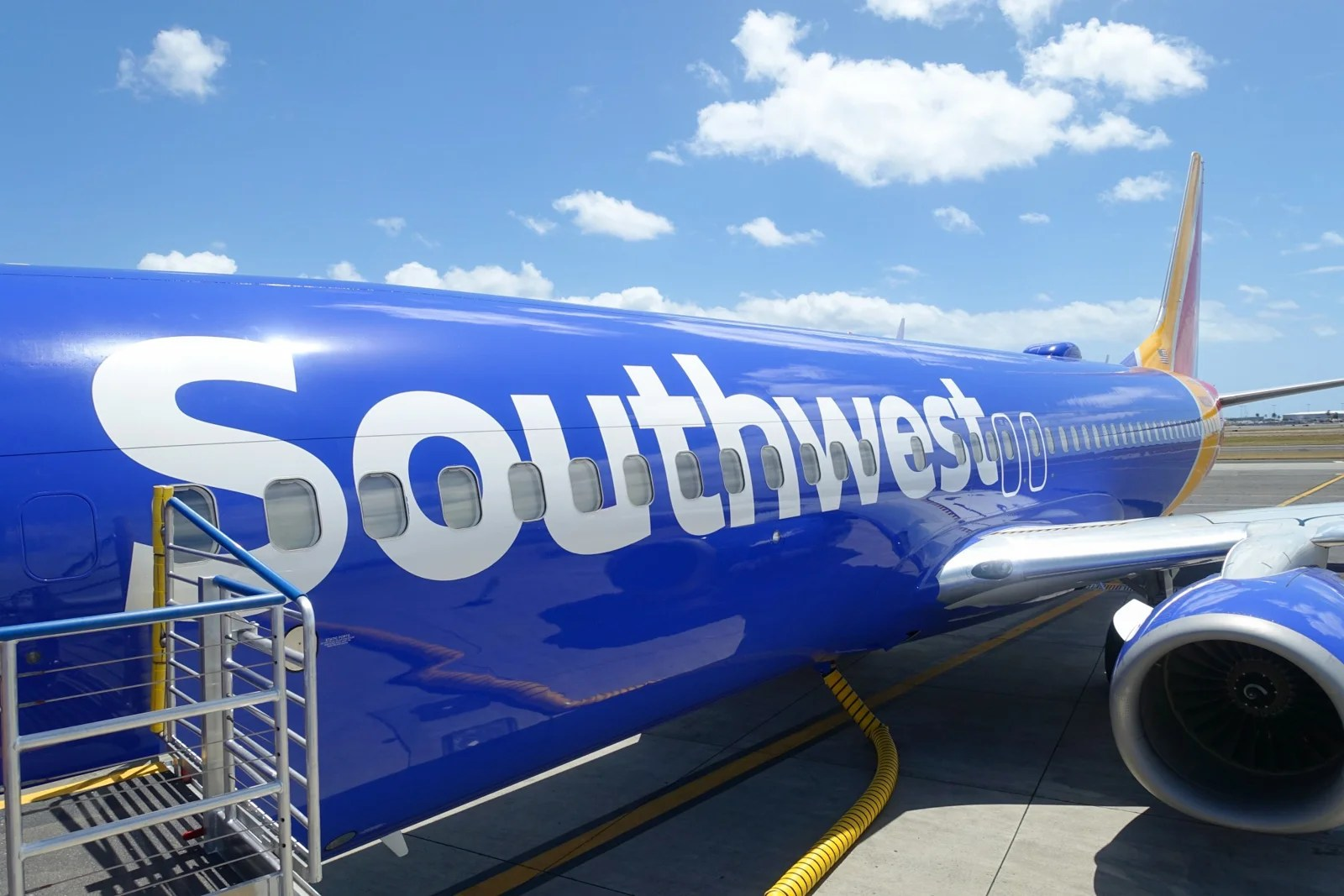 A Review Of Southwest S First Flight From Hnl To The Mainland