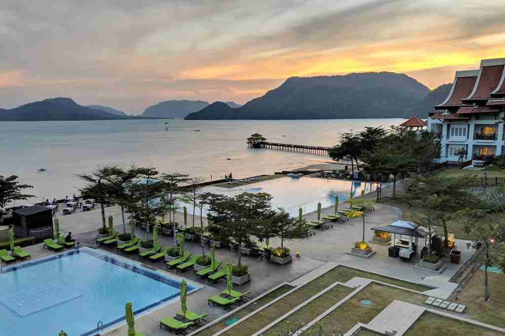 Marriott Gold status will provide benefits at properties like the Westin Langkawi. (Photo by Katie Genter/The Points Guy)