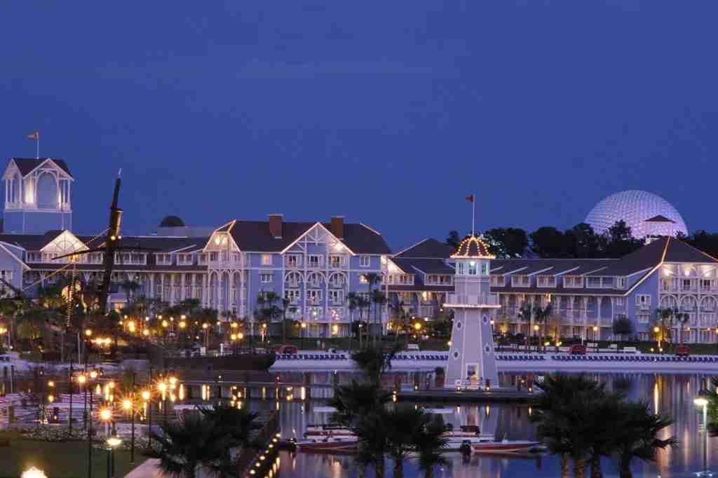 Disney Beach Club Resort (Photo courtesy of Disney)