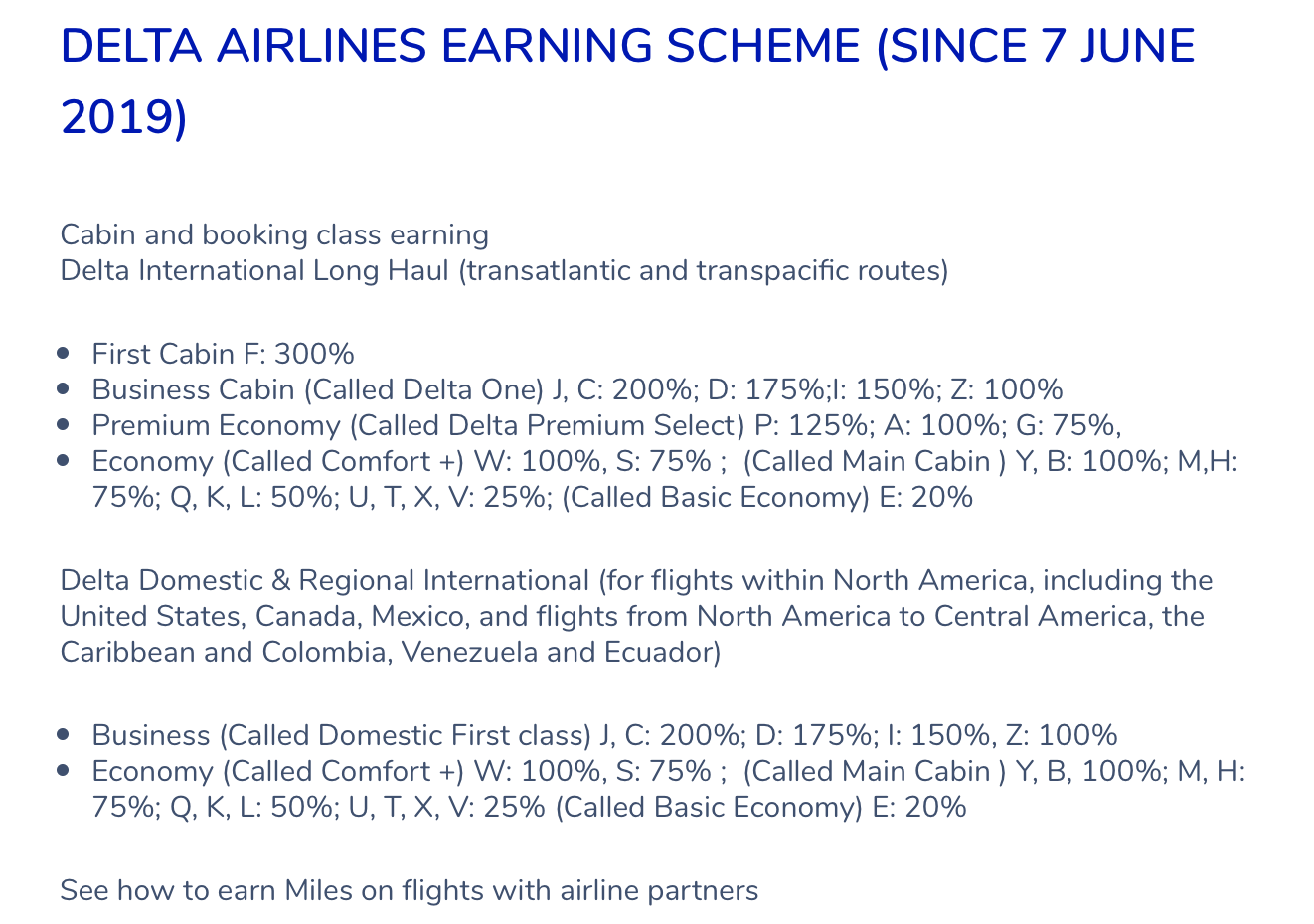 Earning Flying Blue Points With Delta Screen Shot