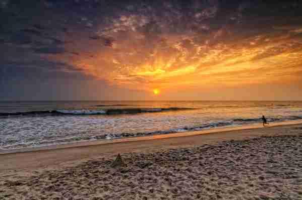 Playalinda Beach - Canaveral National Seashore - Florida