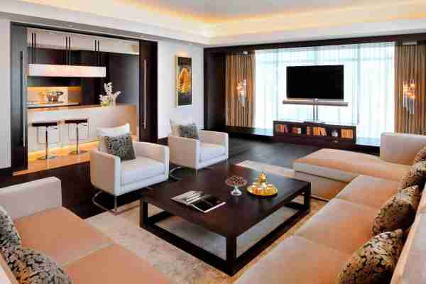 JW Marriott Marquis Dubai Penthouse Suite