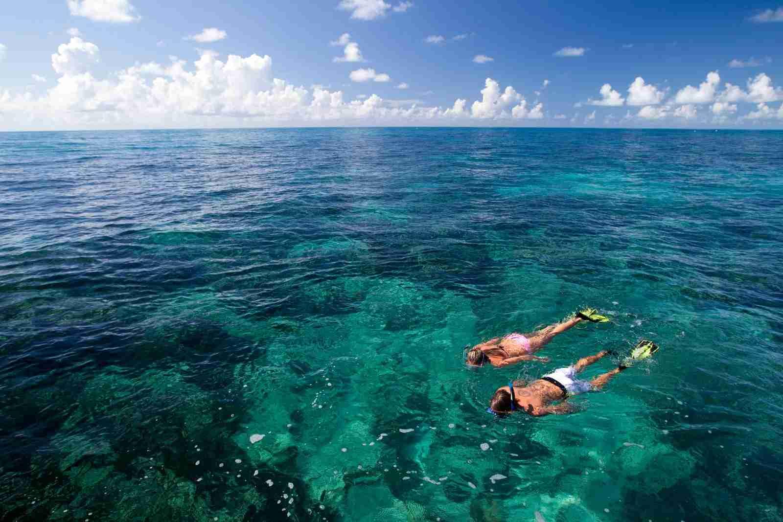 Key Largo and the Florida Keys National Marine Sanctuary. (Photo by Stephen Frink/Getty Images)