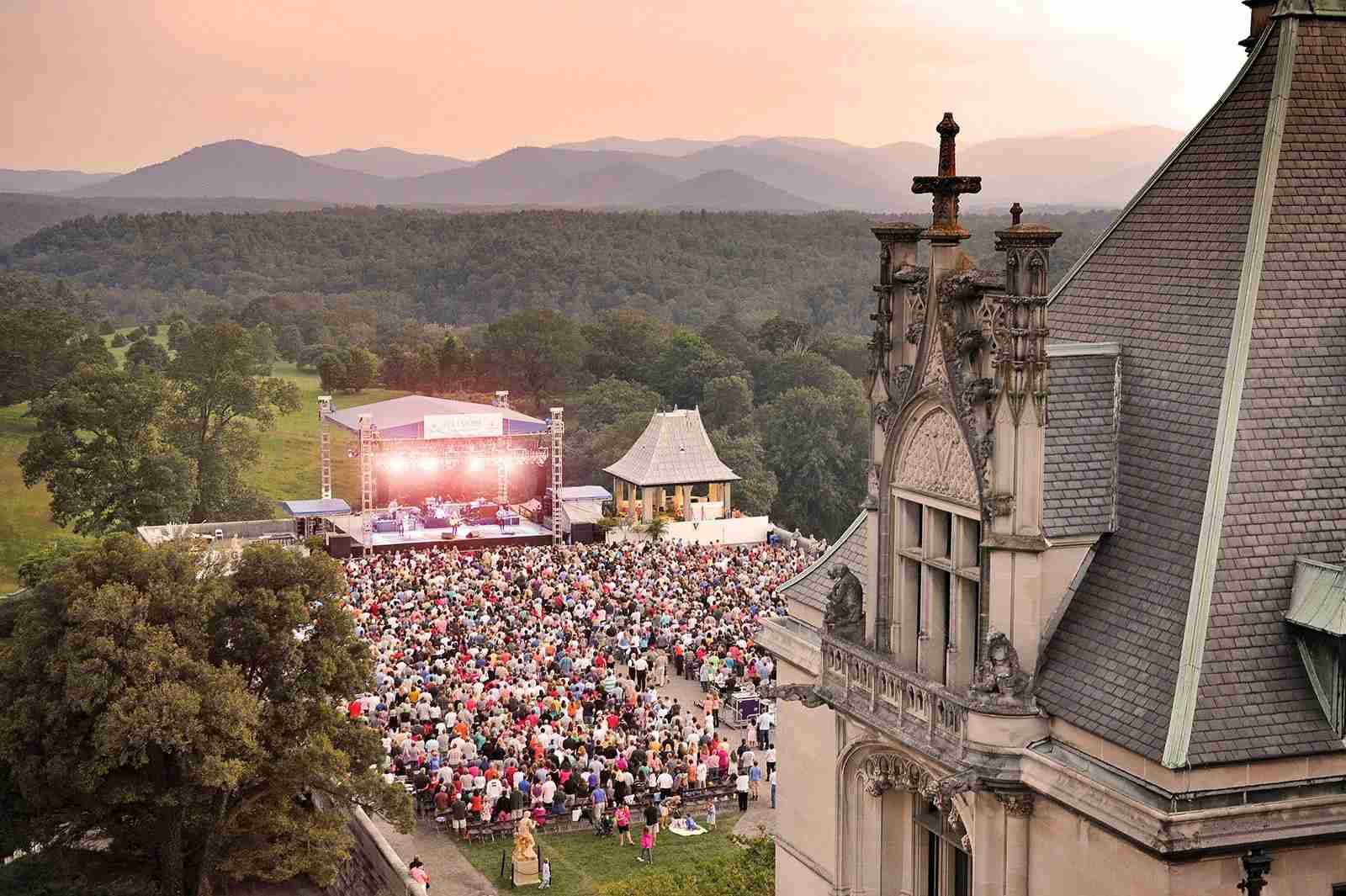 Biltmore estate summer concerts
