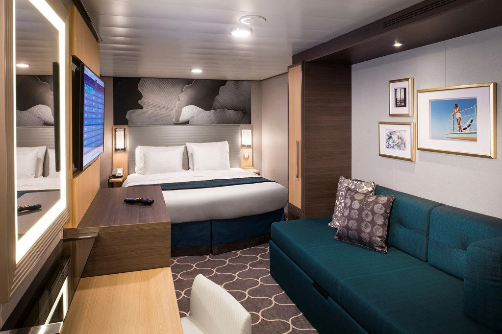 Harmony of the Seas interior cabin
