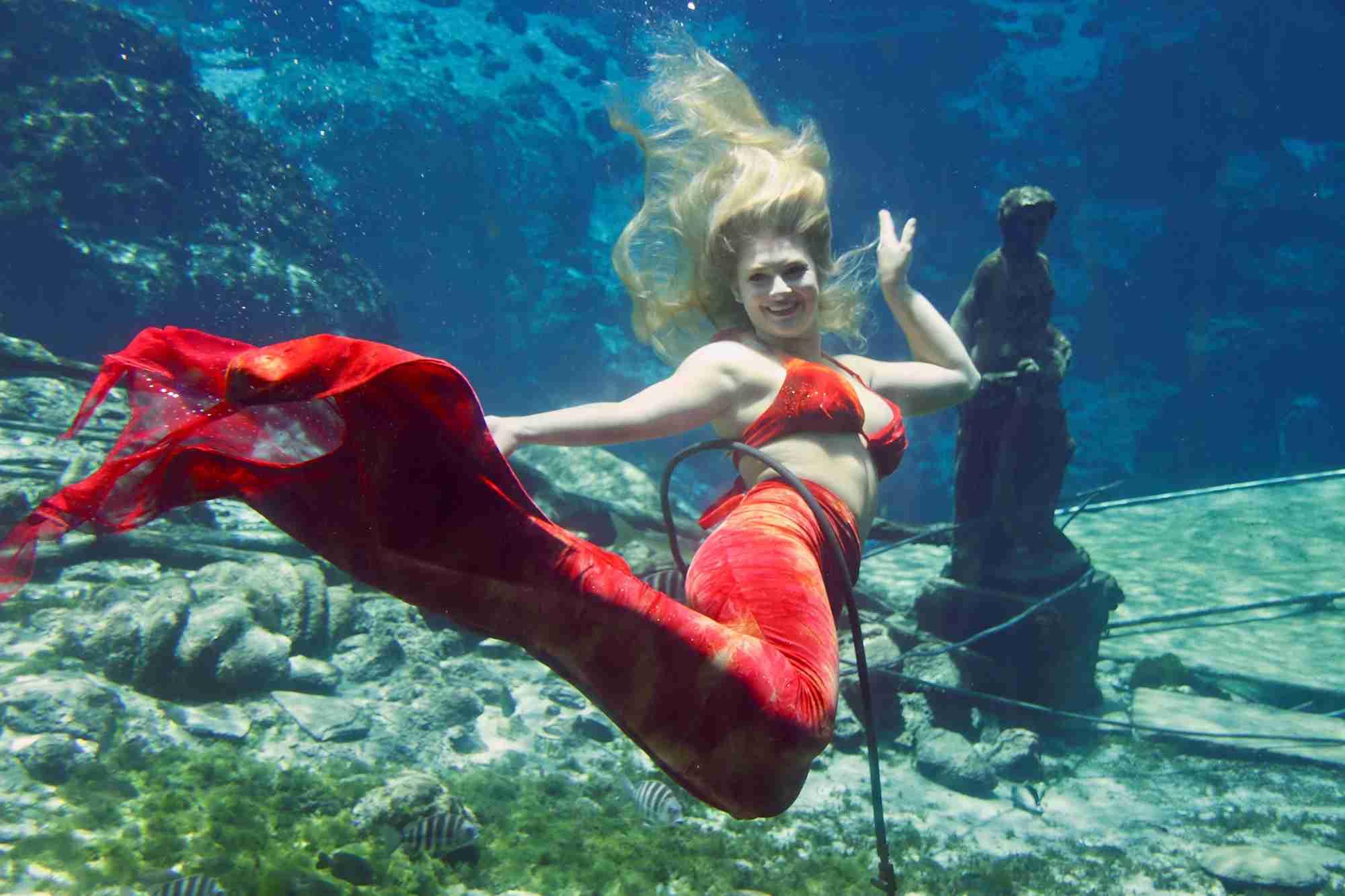 Weeki Wachee Mermaids Florida