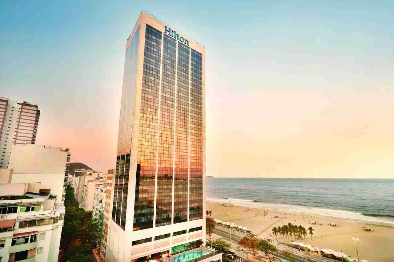 (Photo courtesy of the Hilton Rio de Janeiro Copacabana)
