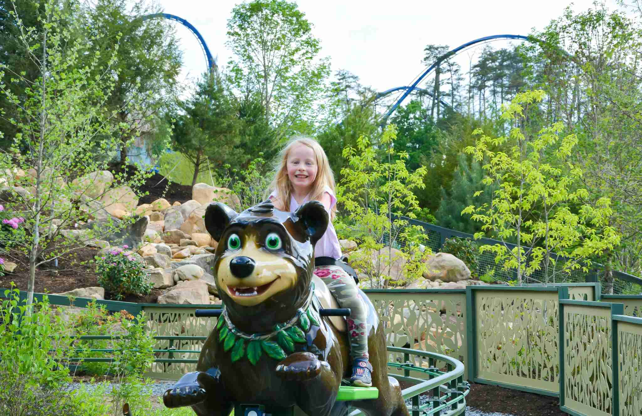 Black Bear Trail - Dollywood