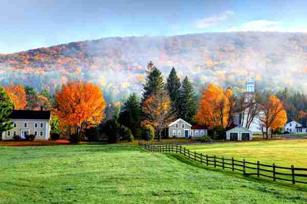 The Berkshires. (Photo by DenisTangneyJr/Getty Images)