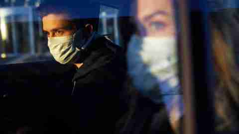 rideshare face masks