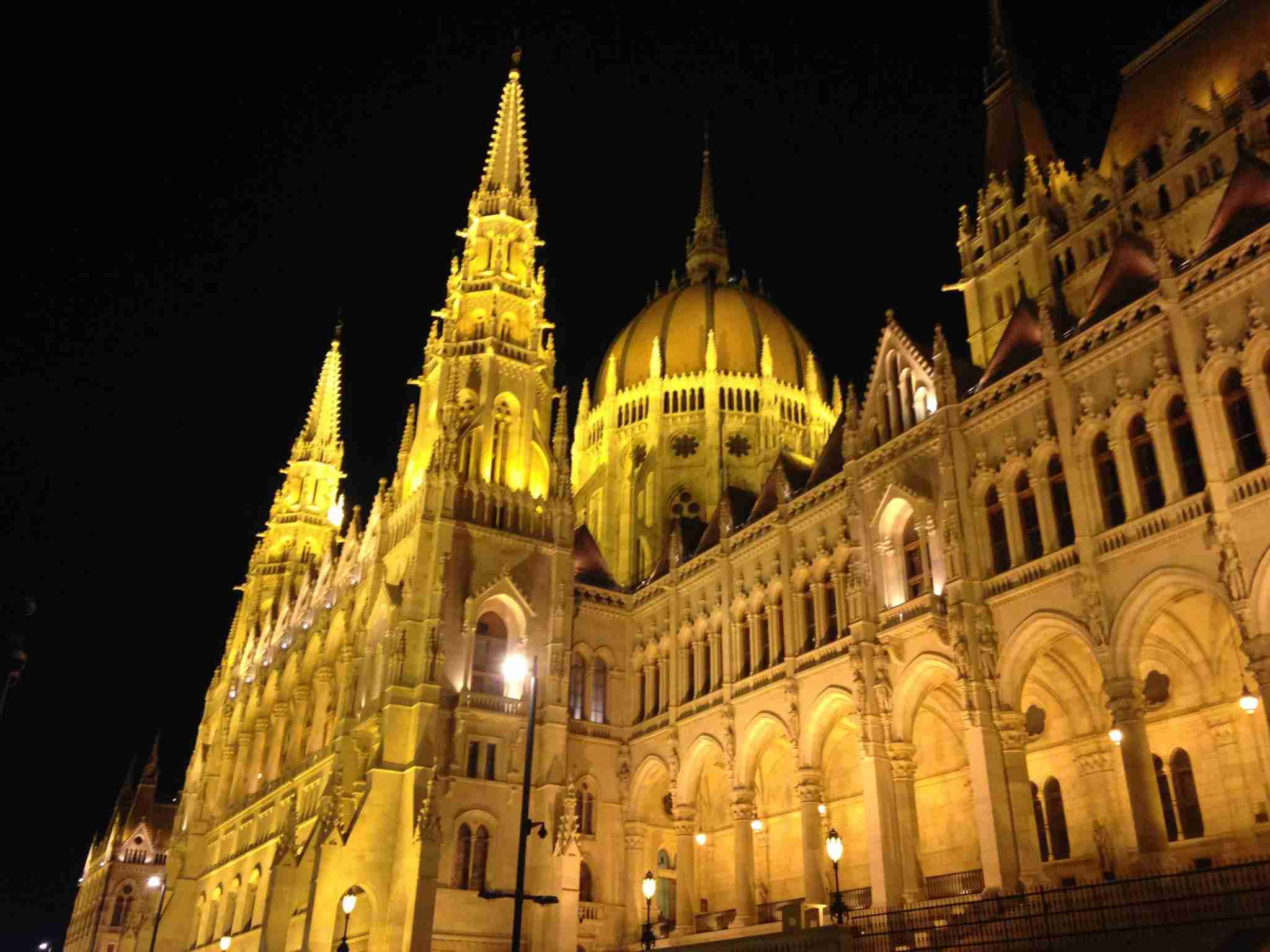 Budapest, Hungary, October 2014. (Photo by Clint Henderson/The Points Guy)