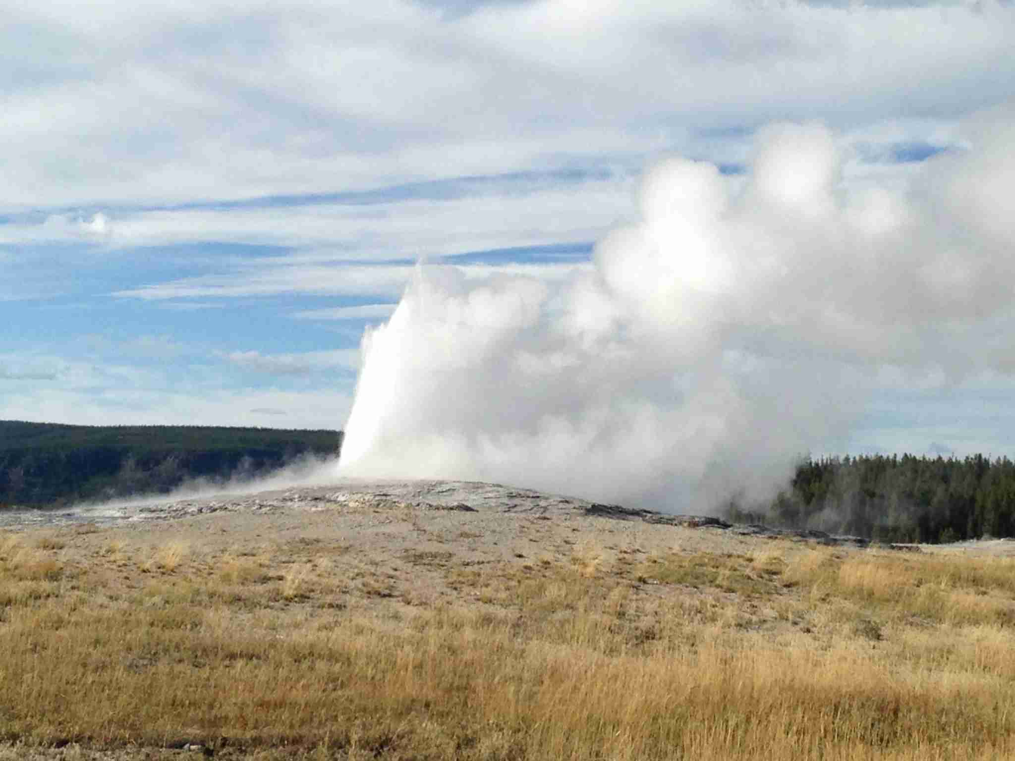 Yellowstone National Park September 2015. (Photo by Clint Henderson/The Points Guy)