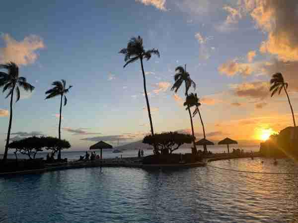 Maui, Hawaii February 2020. (Photo by Clint Henderson/The Points Guy)