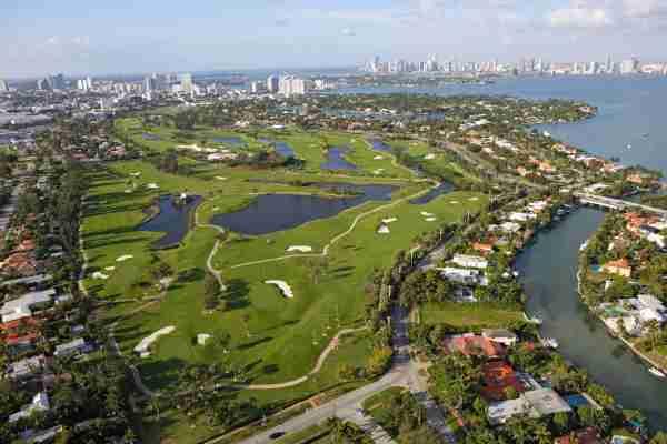 Miami Beach Golf Club. (Photo by Franz Marc Frei/Getty Images)