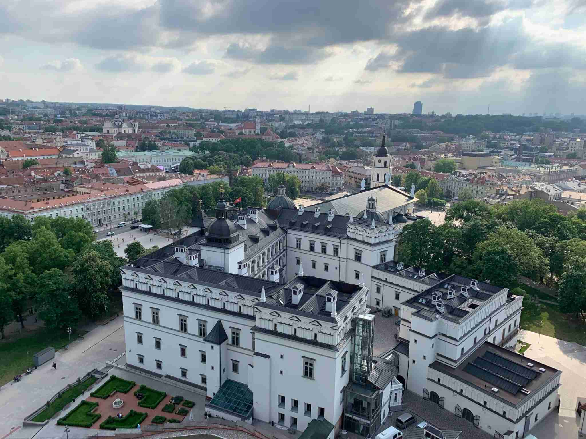 Vilnius, Lithuania May 2019. (Photo by Clint Henderson/The Points Guy)