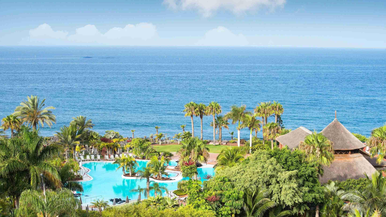 Sheraton La Caleta Resort & Spa, Costa Adeje, Tenerife (Photo courtesy of Marriott)