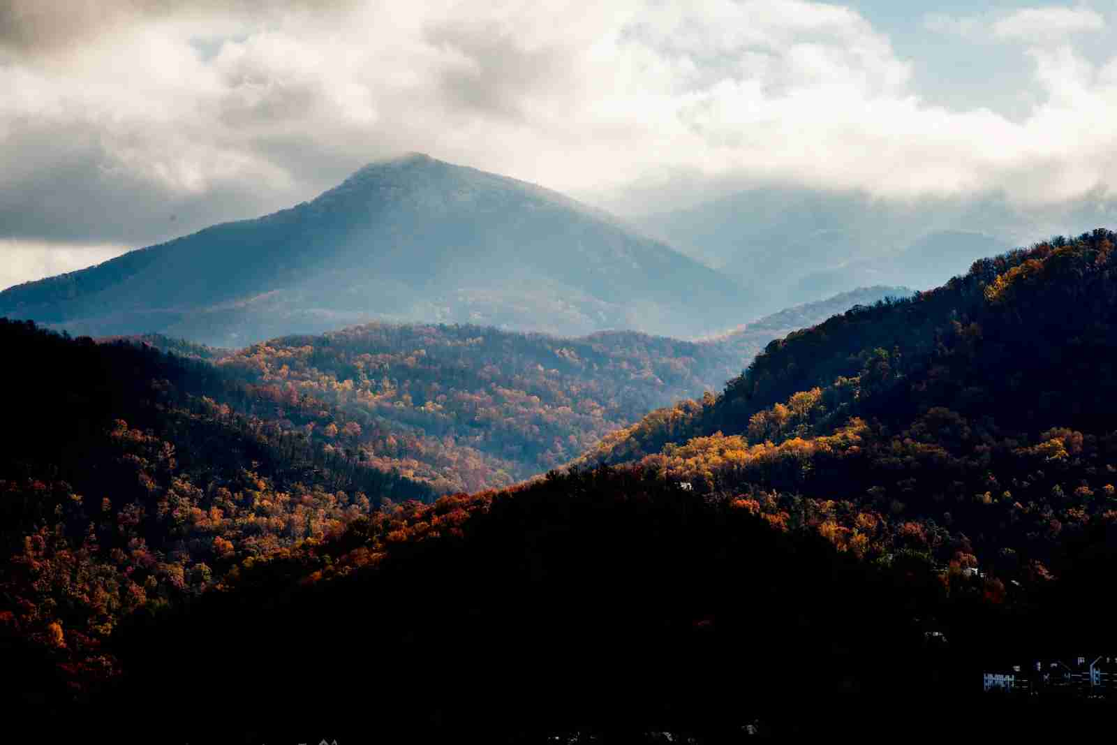 Great Smoky Mountains National Park. (Photo by Patrick Gorski/NurPhoto/Getty Images)