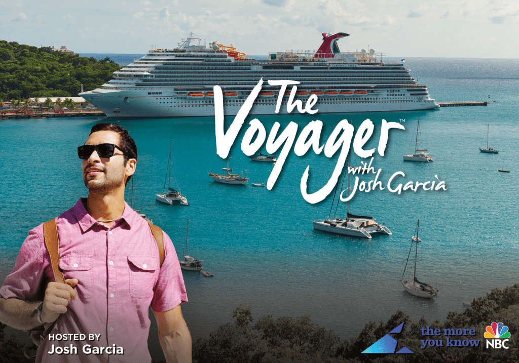 Image courtesy of The Voyager with Josh Garcia.
