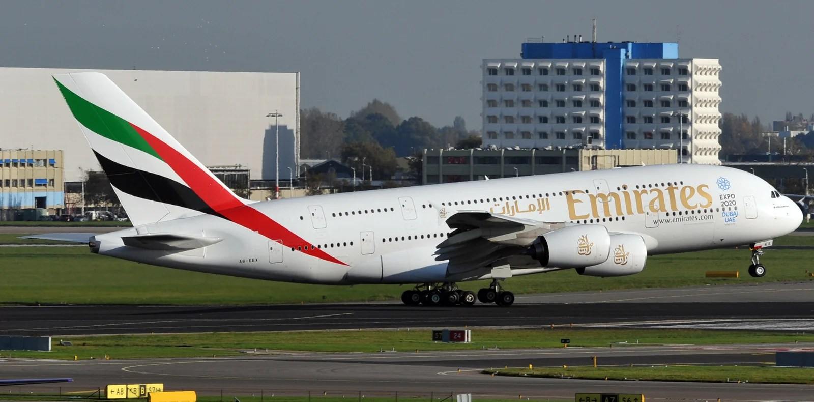 Emirates is requiring select passengers from the U.S. and other countries to get a coronavirus test result before flying