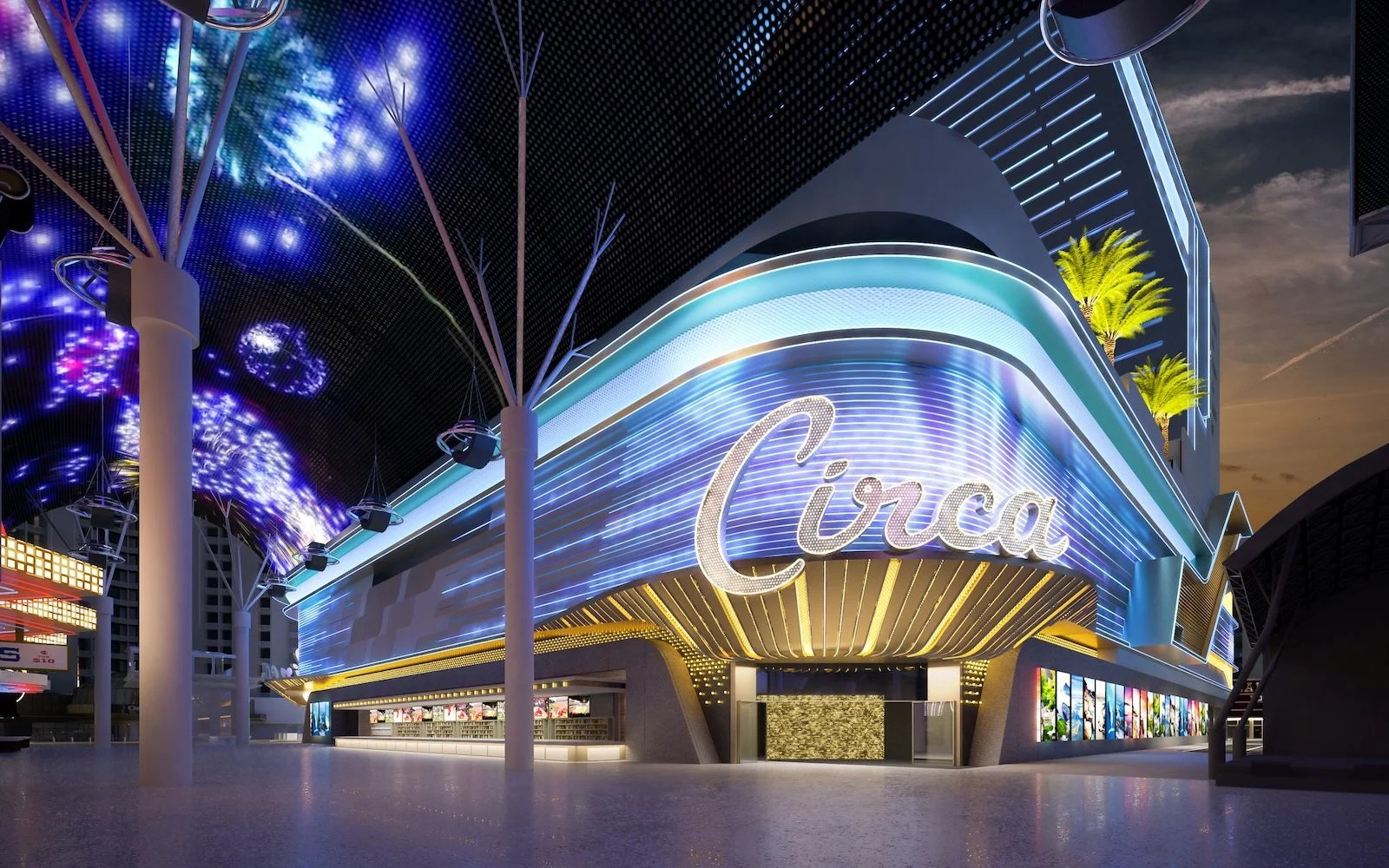 There's a new adults-only hotel opening in Las Vegas