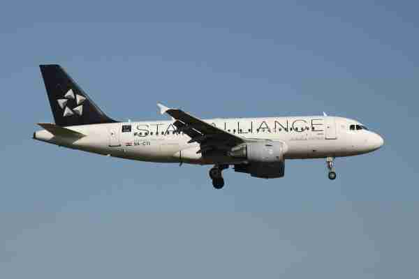 croatia airlines star alliance livery