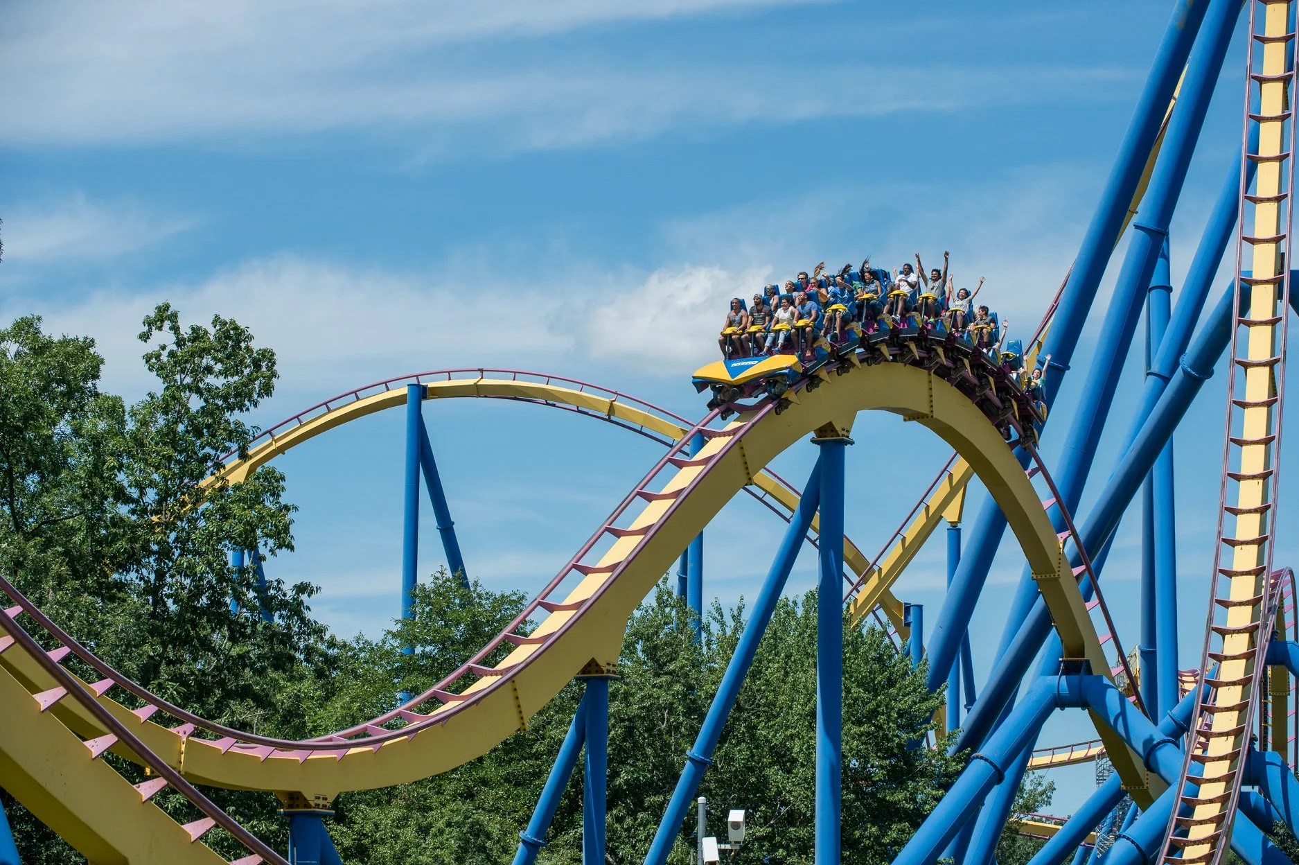 Everything You Need to Know About Six Flags Great Adventures — One of the Largest Theme Parks in the World