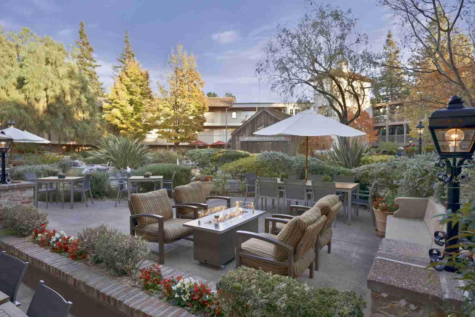 The Embassy Suites, Napa Valley. (Photo courtesy of Hilton)